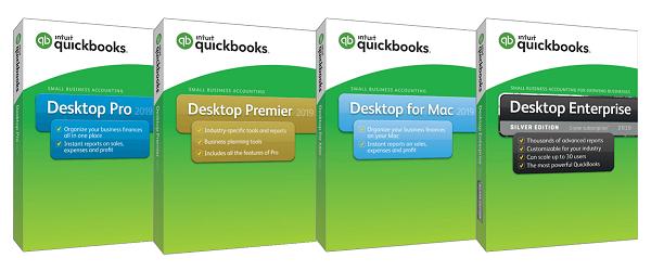 QuickBooks Desktop 2019 – pqsys com